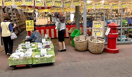 日本商店街餐厨店特价品