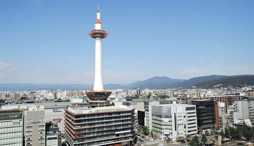 京都車站前購物推薦:京都塔商場「KYOTO TOWER SANDO」美食、伴手禮超好買