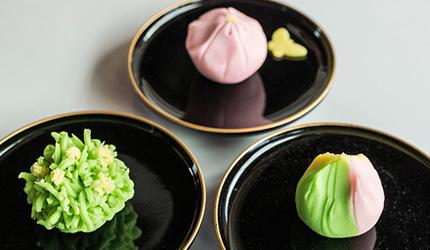 京都車站前購物推薦:京都塔商場「KYOTO TOWER SANDO」的「七條甘春堂」和菓子製作