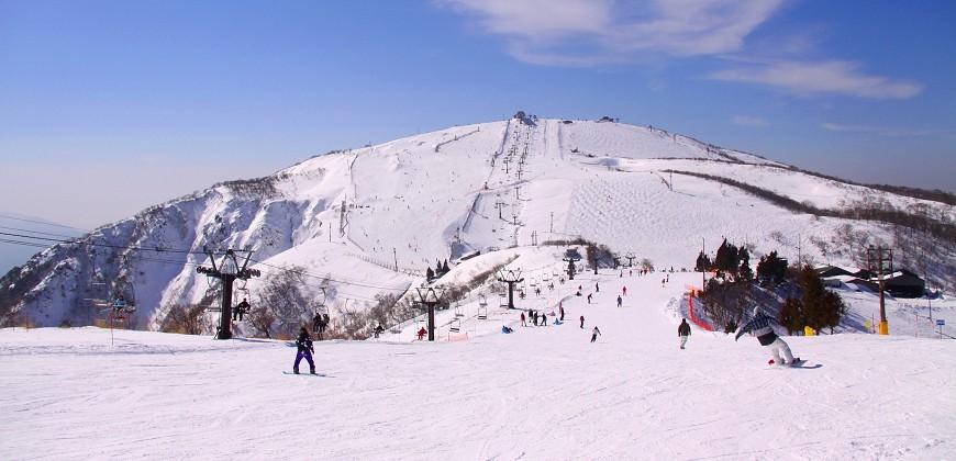 日本關西自由行推薦滋賀縣琵琶湖滑雪景點