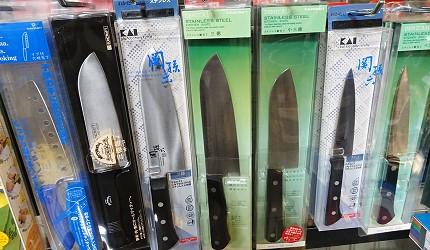 日本京都推荐厨房用品店「KOTANI」(コタニ金物)贩卖的菜刀