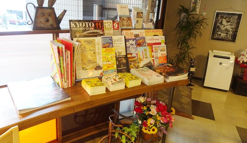 日本京都推荐厨房用品店「KOTANI」(コタニ金物)的咖啡店提供京都旅游资讯