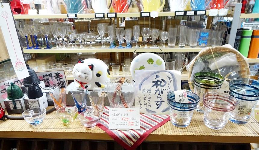 「コタニ金物」(KOTANI)販賣的玻璃杯