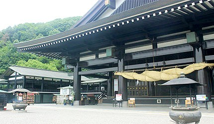 日本冈山最上稻荷注连绳