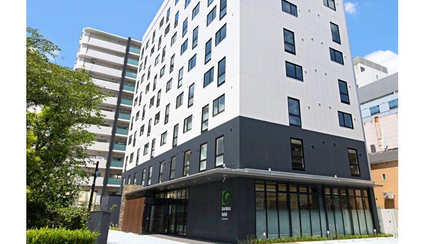 大阪住宿推薦:「karaksa hotel Osaka Namba」難波、心齋橋商圈徒步就能到!