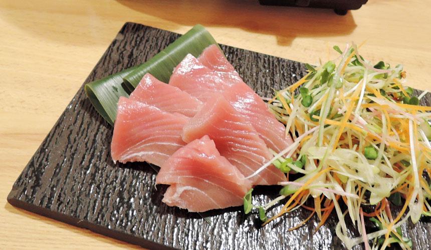 大阪天王寺魚壱商店鮪魚涮涮鍋(トロしゃぶ)