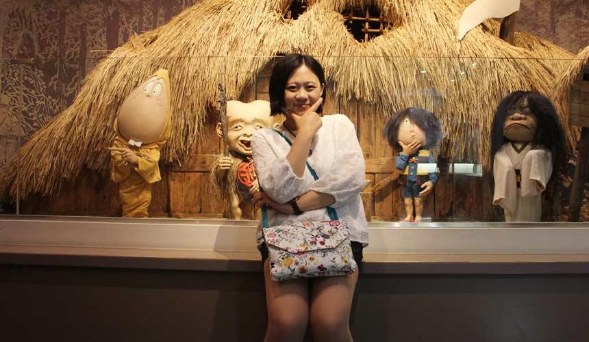 鳥取水木茂紀念館(鬼太郎博物館)