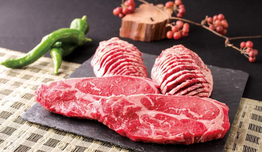 京都河原町燒肉店「あぶりや」的肉品