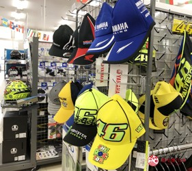 大阪推薦機車部品店「Bike World」各種小零件