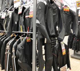 大阪機車部品店「Bike World」的防摔衣