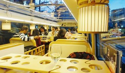 Willer Express「京都餐廳巴士」乘車體驗