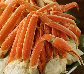 大阪心齋橋的超值居酒屋「きんいち花鳥風月」的螃蟹吃到飽