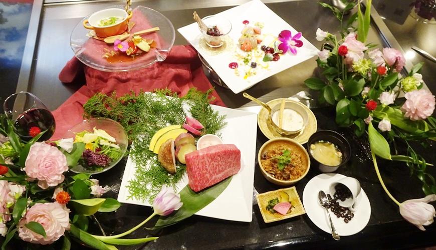 嚴選最好食材!快到心齋橋「みやざき館」品嚐日本和牛3連霸之「宮崎牛」的鐵板現煎吧!