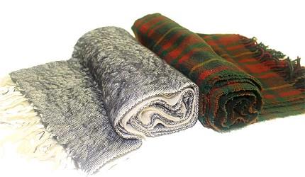 圍巾絲巾示意圖