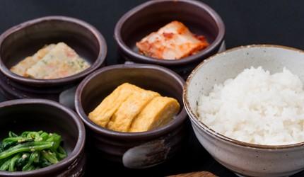 韓式燒肉飯午間經濟定食