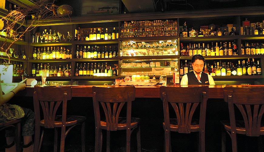 日本京都酒吧推介怀旧风情 Bar Nostalgia