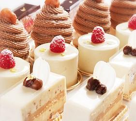 Poche du Rêve各式蛋糕