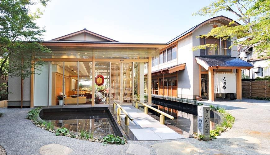 抹茶控必見!京都清水寺步行3分鐘秘境茶屋「普門庵」,享受京都下午茶甜點