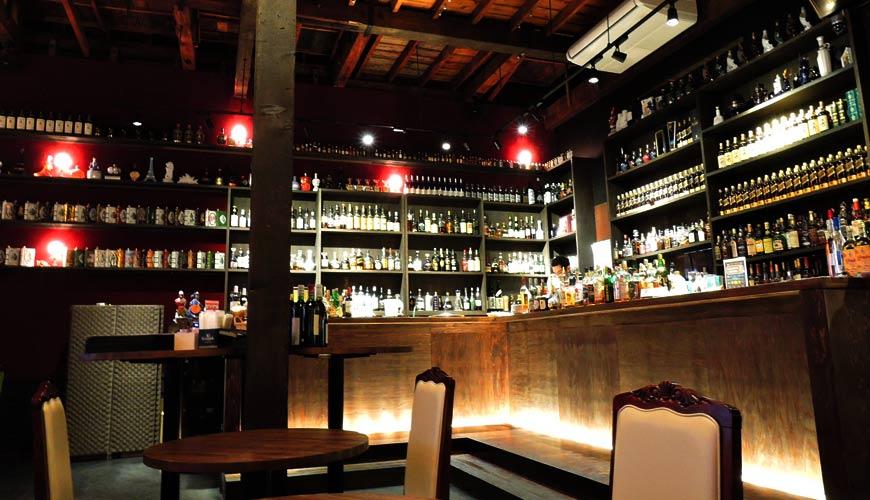 日本京都酒吧推介酒美术馆内提供的酒藏