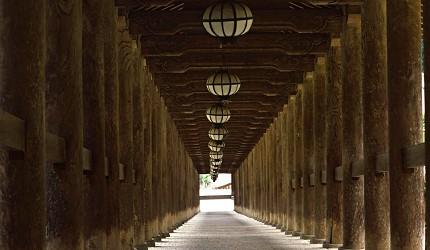 奈良長谷寺登廊