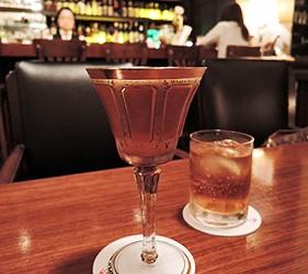 日本京都酒吧推介怀旧风情 Bar Nostalgia提供的新选组为主题的鸡尾酒