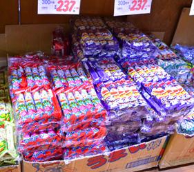 日本关西自由行必逛!京都人御用超好买的「高木批发超市」玉米棒