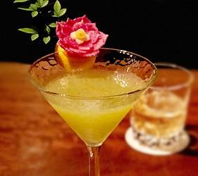 日本京都酒吧推介世界冠軍級酒吧Rocking chair可以喝到的世界冠軍調酒的「良辰美景Best Scene」