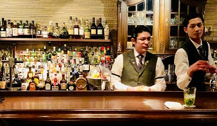 日本京都酒吧推介世界冠军级酒吧Rocking chair的店长坪仓健儿是世界调酒冠军