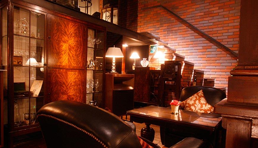 日本京都酒吧推介雪月花店内环境