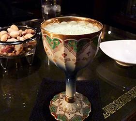 日本京都酒吧推介雪月花店内提供的鸡尾酒