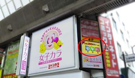 大阪難波道頓堀居酒屋吃到飽喝到飽「美食俱樂部 酒菜館」路線圖三