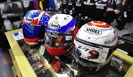 買安全帽就來這!西日本機車配件「RICOLAND CuBe 京都店」店內三款人氣安全帽