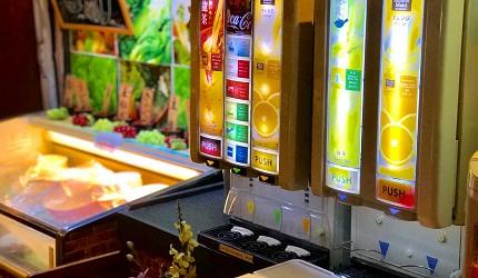 大阪道頓堀「はや・しゃぶ兆」燒肉、涮涮鍋吃到飽暢飲飲料吧