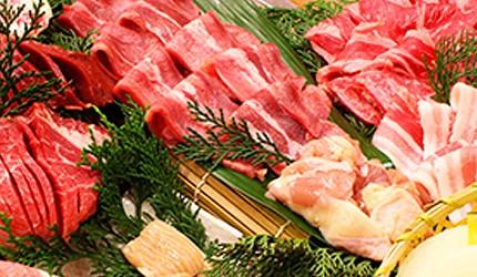 大阪道頓堀「はや・しゃぶ兆」燒肉、涮涮鍋吃到飽70道單品