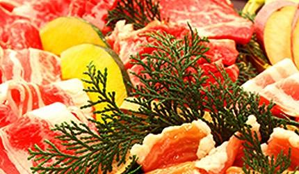 大阪道頓堀「はや・しゃぶ兆」燒肉、涮涮鍋吃到飽98道單品