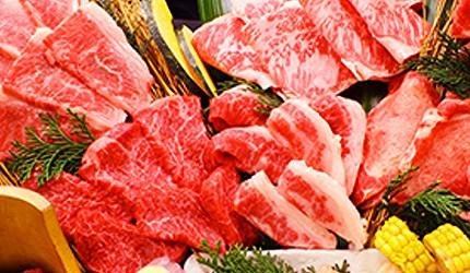 大阪道頓堀「はや・しゃぶ兆」燒肉、涮涮鍋吃到飽113道單品