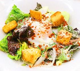 大阪道頓堀「はや・しゃぶ兆」燒肉、涮涮鍋吃到飽凱薩沙拉