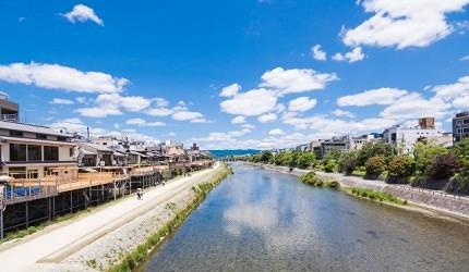「鴨川」與京都人的生活緊密連結