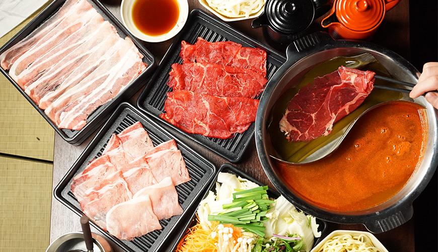 大阪難波涮涮鍋推薦!不到3,000日圓就可以涮涮鍋吃到飽的「しゃぶっと」難波店