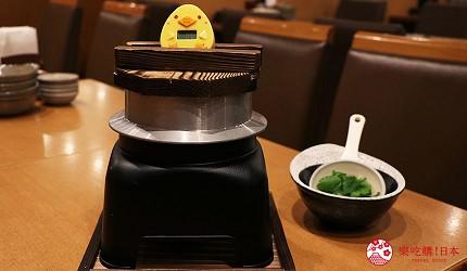 大阪難波道頓堀串燒串炸生魚片店家推薦「三代目 鳥メロ」的炊飯料理(炊き込みご飯)