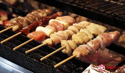 大阪難波道頓堀串燒串炸生魚片店家推薦「三代目 鳥メロ」的「樂吃購!日本」讀者限定優惠套餐