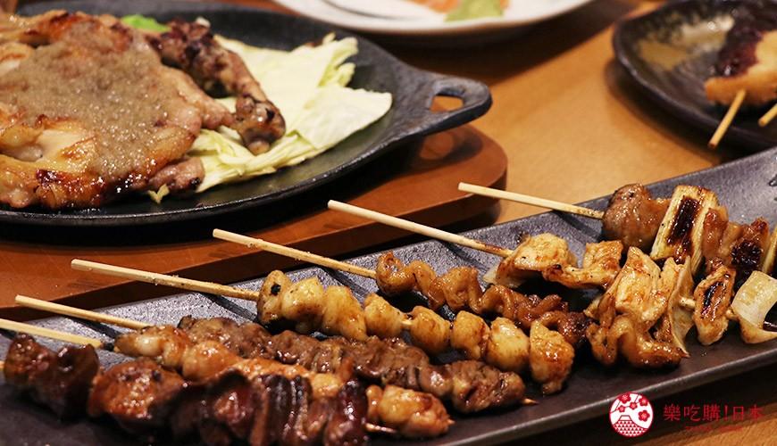 一人只要2,500日圓就可以享用串燒串炸和生魚片!「三代目 鳥メロ」難波道頓堀店