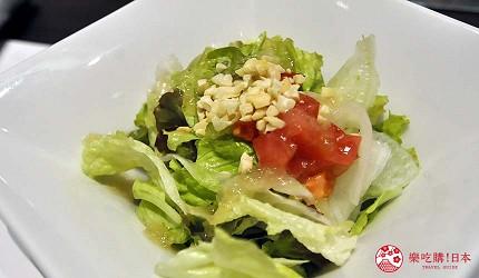 神户三宫名店「彩 SAI-DINING」的多彩沙拉(彩りサラダ)