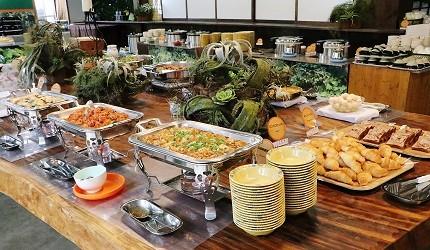 日本關西神戶必去景點「神戶動物王國」的自助餐