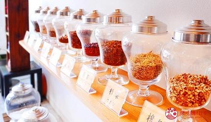 京都美人的秘密美妝保養品「京乃雪」漢方植物
