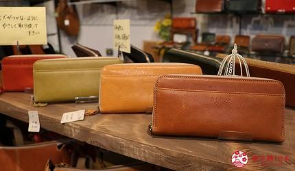 奈良必逛商店街「饼饭殿中心街」的推荐店家「HARUHINO」的人气皮夹