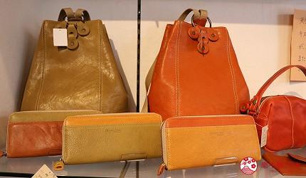 奈良必逛商店街「餅飯殿中心街」的推薦店家「HARUHINO」的人氣背包