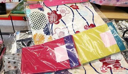 奈良必逛商店街「餅飯殿中心街」的推薦和服店家「夢おり本舗」的人氣浴衣