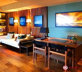 城崎日和山溫泉旅館「金波樓」的「渚之館時じく」室內