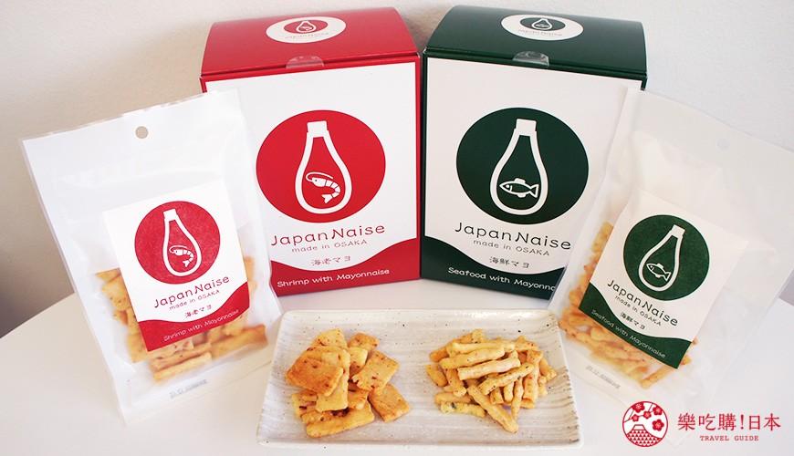 大人小孩都喜歡的日本伴手禮推薦!只在大阪才買得到的「Japan Naise」米菓